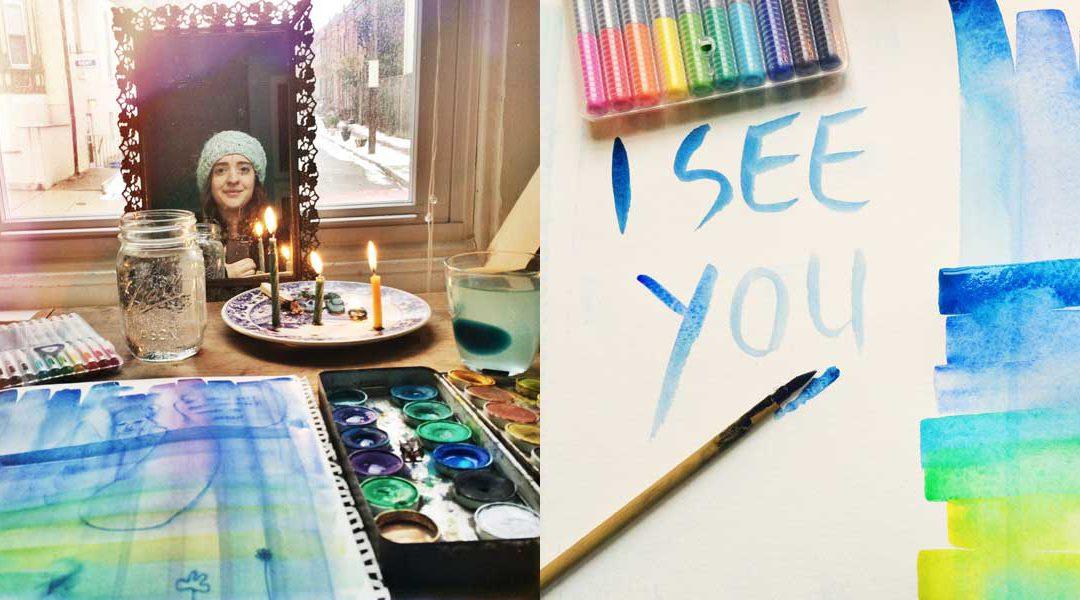 Make Art. Make it Now.