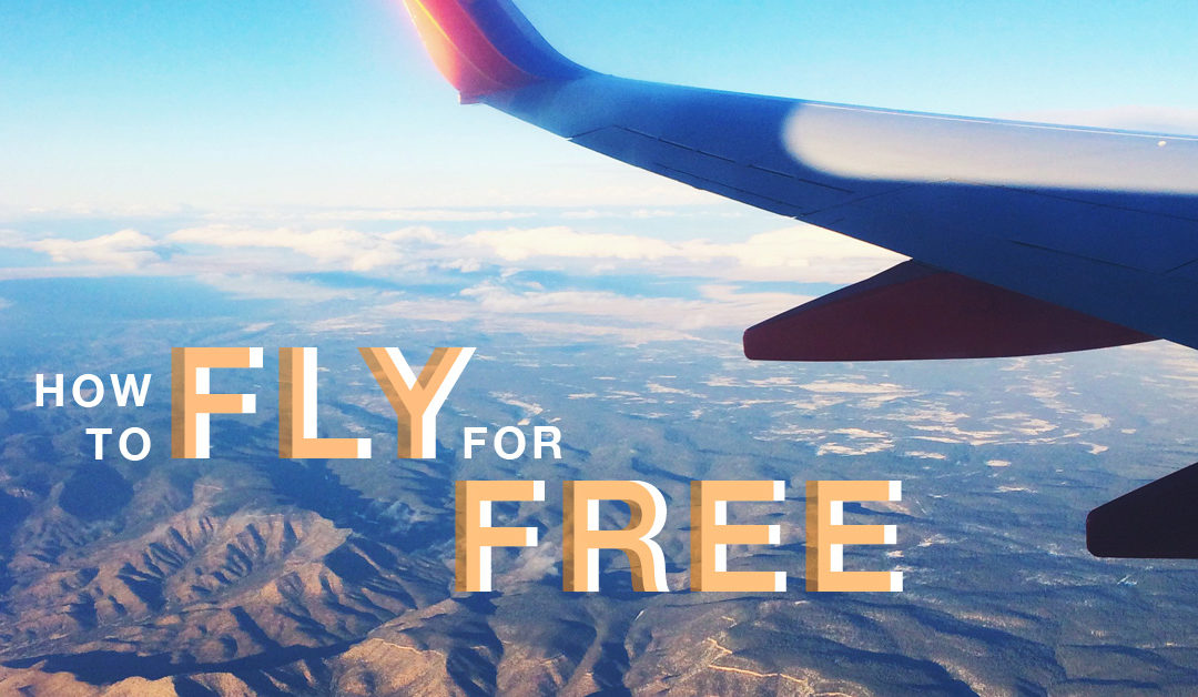 How to fly for free with a travel reward credit card