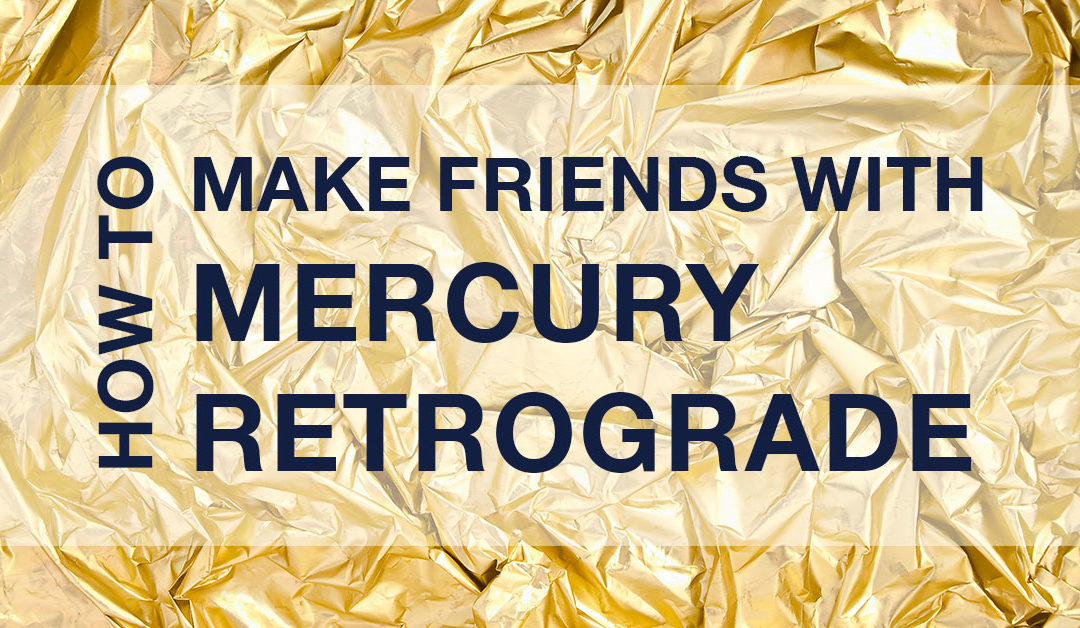 I Think I Might Love Mercury Retrograde