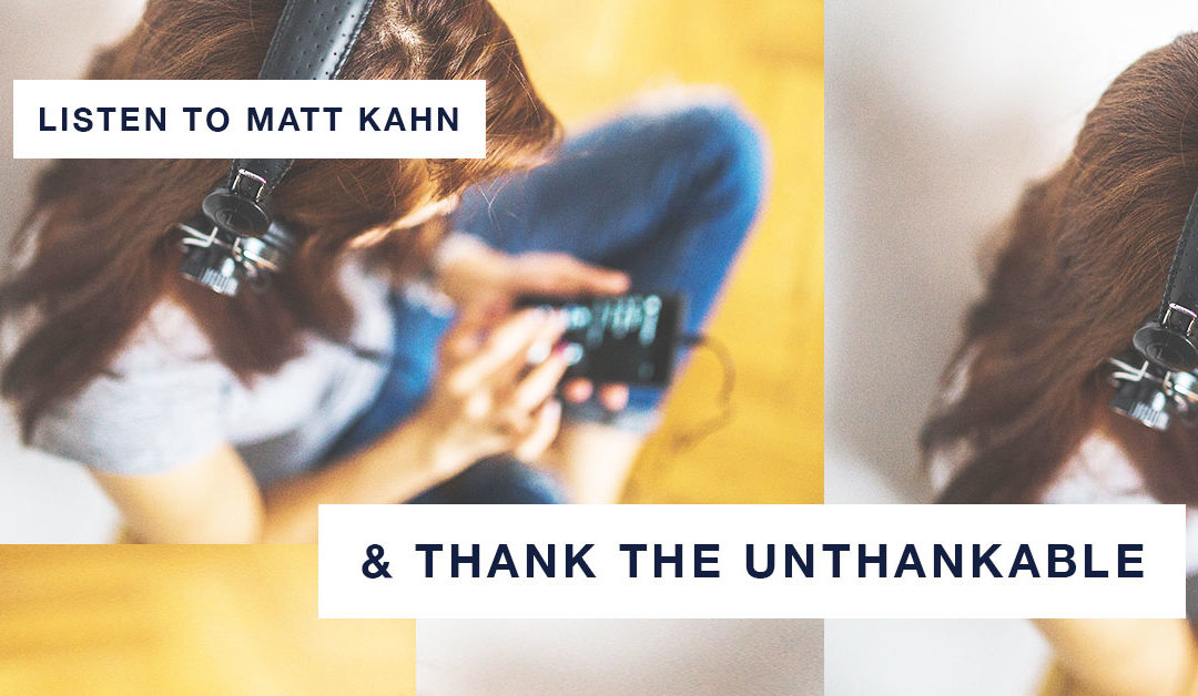 Whatever Arises, Love That a.k.a. Matt Kahn Is The Bomb Dot Com