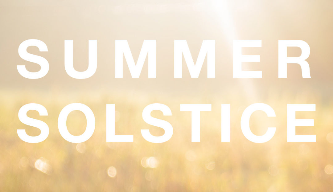 Summer Solstice Playlist / Music For Long Days + Up All Night Evenings