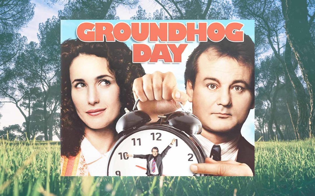 """Groundhog Day"" is everything. Hear me out."