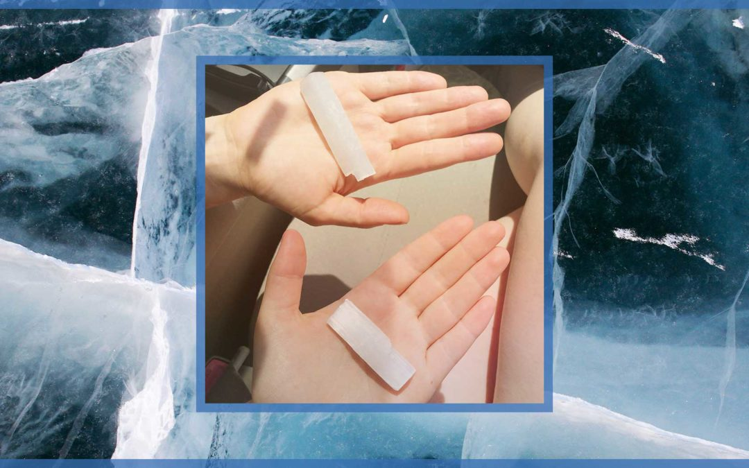 What if my crystal breaks? + a selenite story